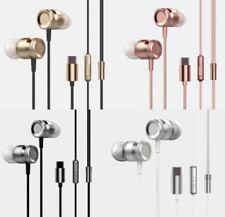 Type C Plug Stereo In-Ear Earphone Headset Headphone Earbuds USB Microphone
