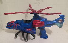 2003 Marvel Spiderman Helicopter Toy Biz World Wide