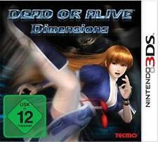 Nintendo 3DS Dead or Alive Dimensions Deutsch Sehr guter Zustand