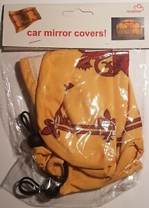 Euro Cup 2021 Car side Mirror Flag - Mirror Sox - Mirror Cover - New