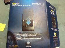Used AudioVox sirius XM XAPV2 PowerConnect car Vehicle Kit XMp3i xmp3