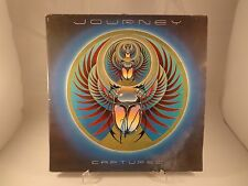 "NEAL SCHON (JOURNEY) - HAND SIGNED ""CAPTURED"" ALBUM COVER AUTHENTIC w/ COA"