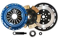 QSC Integra 92-93 Stage 3 Cable Clutch Kit + Chromoly Lightweight Flywheel