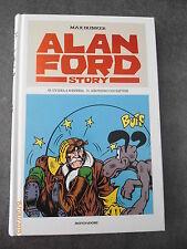 ALAN FORD STORY n° 35 (contiene i nn° 69 e 70) - MONDADORI CARTONATO - NUOVO