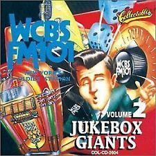 WCBS FM 101 Jukebox Giants Vol.2 CD NEW Shangri-Las/Paul & Paula/Lee Dorsey