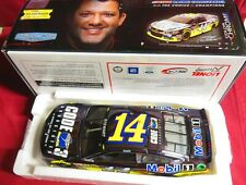 TONY STEWART, 1/24 ACTION COLOR CHROME, 2014 CODE 3 ASSOCIATES,  #14  1 OF 72