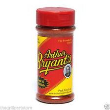 Arthur Bryant's Grilling Rib Rub Old World Spice Dry Rub 6 oz. AR55678