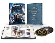 X-Men Apocalypse Blu-Ray DVD Digital Target Exclusive 1983 Yearbook NEW
