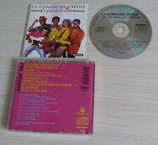 CD ALBUM CA FAIT RIRE LES OISEAUX LA COMPAGNIE CREOLE 9 TITRES 1986 WM 321