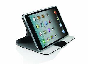 Housse Etui pour tablette Apple iPad 1,2, 3, 4 en cuir Noir - NEUF