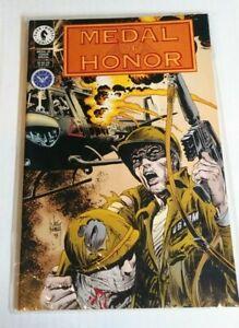 MEDAL OF HONOR Special #1 - NM - (1994, Dark Horse Comics) - Joe Kubert