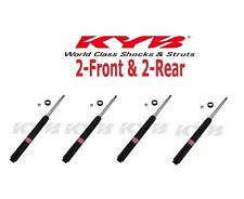 4-Pieces KYB Excel-G Shock/Struts 2-Front & 2-Rear For Audi Quattro