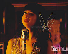 Foxes (Louisa Rose Allen) HAND SIGNED 8x10 Photo, Autograph, Dr Who Glorious (D)