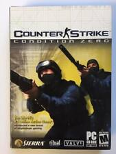 Counter-Strike: Condition Zero PC Windows CIB Amazing Shooter w/ key
