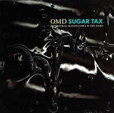 (CD) Orchestral Manoeuvres In The Dark - Sugar Tax - Pandora's Box, Call My Name