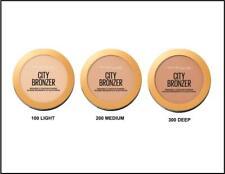 Maybelline City Bronzer & Contour Powder Matte 0.32oz YOU CHOOSE