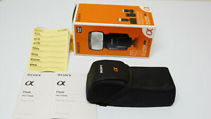 Sony HVL F58AM Shoe Mount Flash for Sony Mint in Box