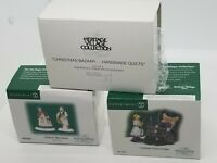 Vintage Dept 56 Lot Of 3 Accessories Dickens Village Series, Free Shipping!