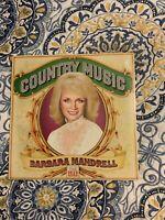 Time Life Country Music Barbara Mandrell Vinyl Album 1981 NEW