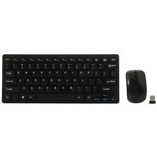 New Mini 03 2.4G DPI Wireless Keyboard and Optical Mouse Combo for Desktop DE