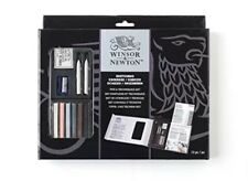Beginners Sketching Starter Kit Set For Drawing Pencil Artist By Winsor Newton
