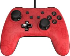 Nintendo Switch PowerA Super Mario Edition Wired Controller - Red - FREE SHIP ™