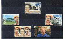 Vanuatu Monarquias Serie del año 1992 (CL-834)