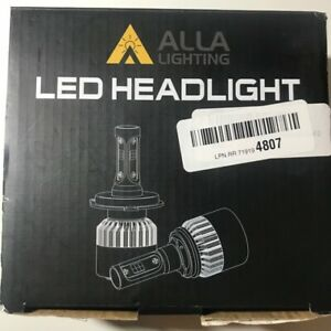 Alla Lighting Multi LED Chips COB H11 Cornering|Fog Light|Headlight Bulb