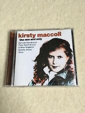Kirsty MacColl - One and Only (2001) CD