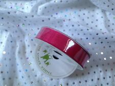 Premium Organza Pink Beauty Ribbon 15mm X 10m Reel - Other Colours Available