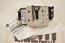 Dodge Caravan Jeep Compass LH Side Door Latch Lock Actuator new OEM 4589417AI
