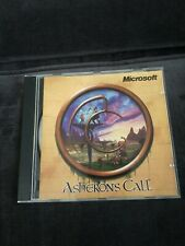 Asheron's Call Pc Cd-Rom Microsoft 1999