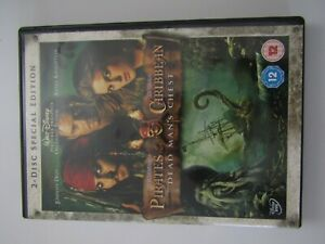 Pirates Of The Caribbean - Dead Man's Chest (DVD, 2006)
