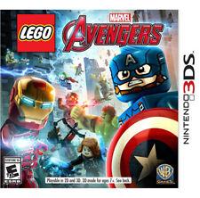 Lego Marvel Avengers 3DS New Nintendo 3DS, nintendo_3ds