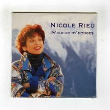 CD SINGLE (NEUF) NICOLE RIEU PECHEUR D'EPONGES