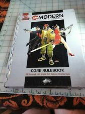 D20 MODERN ROLEPLAYING GAME,  CORE RULEBOOK   Hardcover  Used WOTC