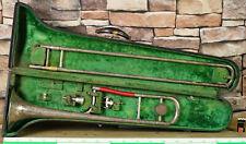 Zugposaune King by H.N. White Co Clev. #107210 Proportion slide trombone Posaune