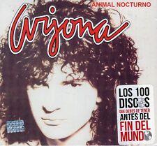Ricardo Arjona Animal Nocturno  CD Caja De Carton  New Sealed