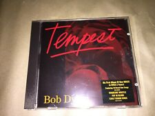 Bob Dylan: Tempest : CD Album: Folk Rock: Rhythm & Blues: Blues: VGC: WM2