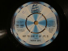 """7"""" MARVIN GAYE Got to give it up (pt.1,2) MOTOWN MTG 1069, 1977  *N/MINT"""