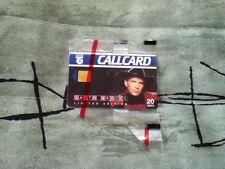 Garth Brooks Call Card Irish Phone Card Callcard Telecom Eireann Ireland Country