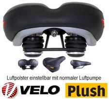 Fahrrad Sattel VELO AIR Luftsattel individuell einstellbar mit normaler Pumpe