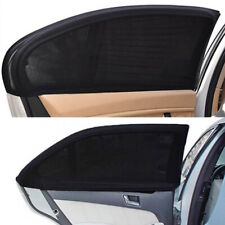2X Car Side Front Rear Window Sun Shade Mesh Cover Shield Sunshade Uv Protector