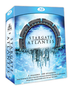 Stargate Atlantis:The Complete Blu-ray Collection