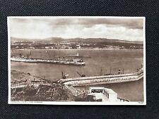 Photochrom Postcard Douglas I.O.M. , The Harbour 75240 - PCBOX1