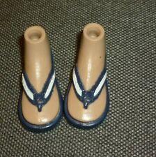 Bratz Doll Clothes Ethan's sun Kissed Summer Flip Flops / Shoes