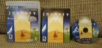 Journey Collector's Edition -  Playstation 3 PS3 Complete Game w/ Manual Working