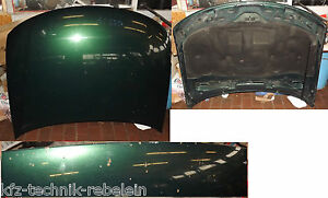 VW Passat 3B B5 Bonnet Hat Front LC6M Variation Saloon Bright Green Bavaria