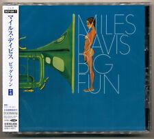 Miles Davis - Big Fun / Japan 2 CD / Master Sound 24bit Mastering / Sealed! NEW!