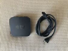 Apple TV 3rd Generation A1427 Used W Power Cable No Remote